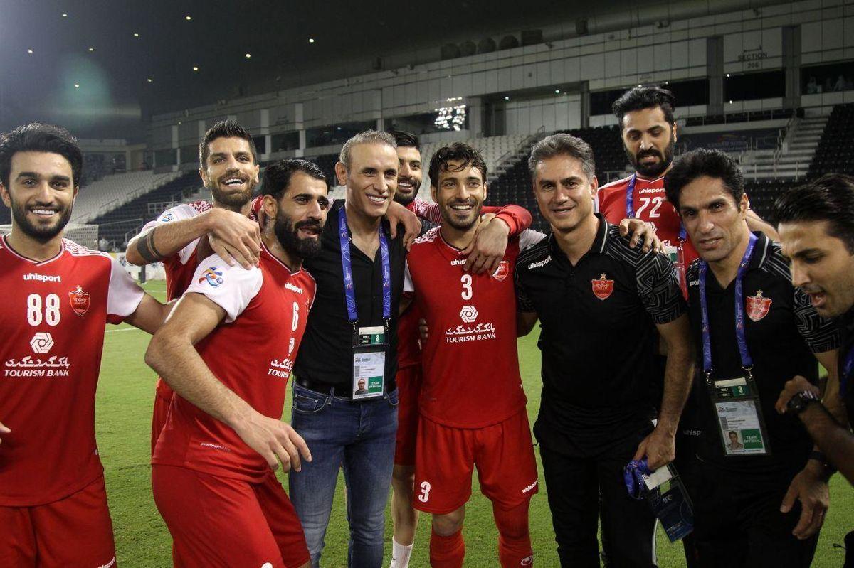 معجزه شاگردان گلمحمدی