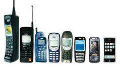 تلفن همراه 24 ساله شد