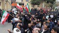 مراسم میثاق با سپهبد شهید حاج قاسم سلیمانی در واحدهای دانشگاه آزاد اسلامی برگزار شد