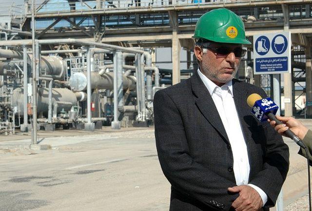 اتمام تعمیرات اساسی واحد تثبیت مایعات گازی (Unit 700)