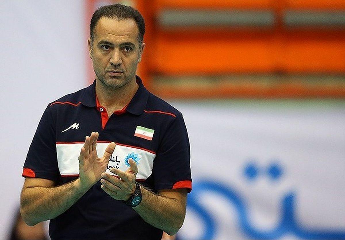 اکبری: به تیم ایران تبریک میگویم/ این جوانان توانایی فتح آسیا را دارند