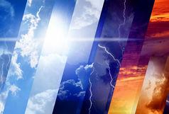 وقوع رگبار و رعد و برق در راه این ۶ استان