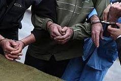 انهدام باند سارقان احشام با ٣۰۰ راس دام سرقتی