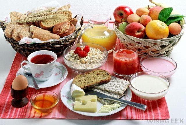 افرادی که این صبحانه را بخورند در روز انرژی بیشتری دارند
