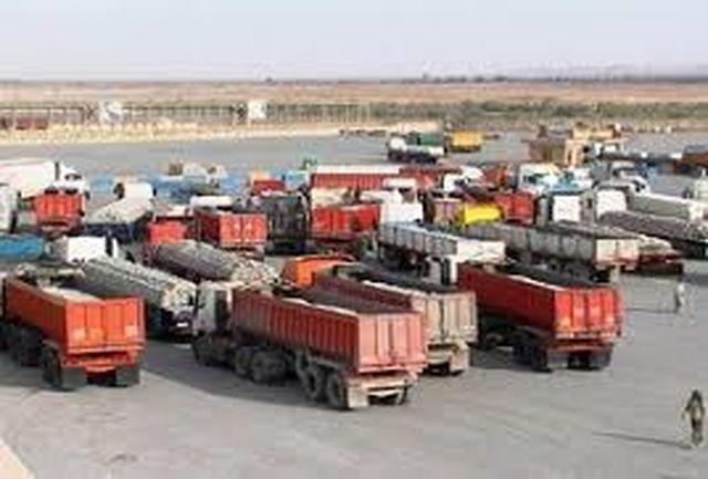 صادرات کالا در مرز مهران از یک میلیارد دلار فراتر رفت