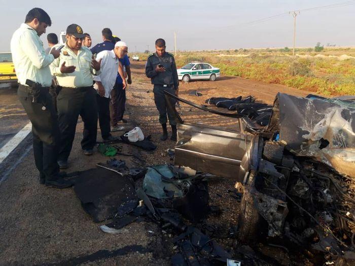 افزایش ۱۱ درصدی تلفات جادهای در آذربایجان غربی