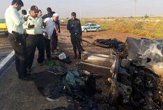 افزایش کشتهشدگان سانحه رانندگی اهواز- خرمشهر به 7 نفر