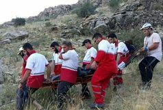 سقوط مرگبار  2 تن از کوه تاقبستان