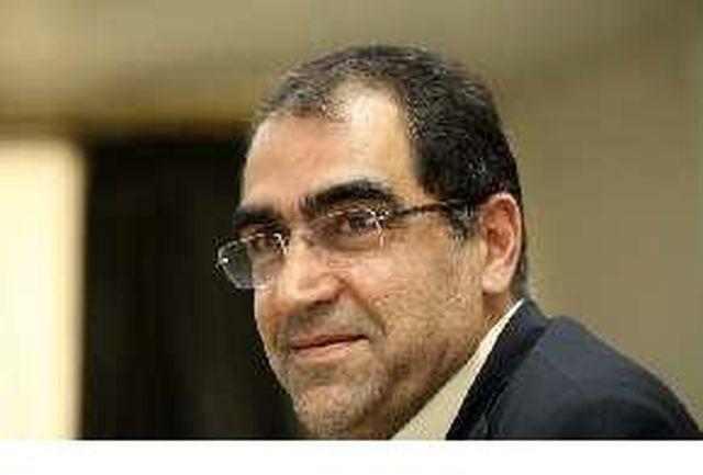 وزیر بهداشت با پرستاران دانشگاه علوم پزشکی شهید بهشتی دیدار کرد