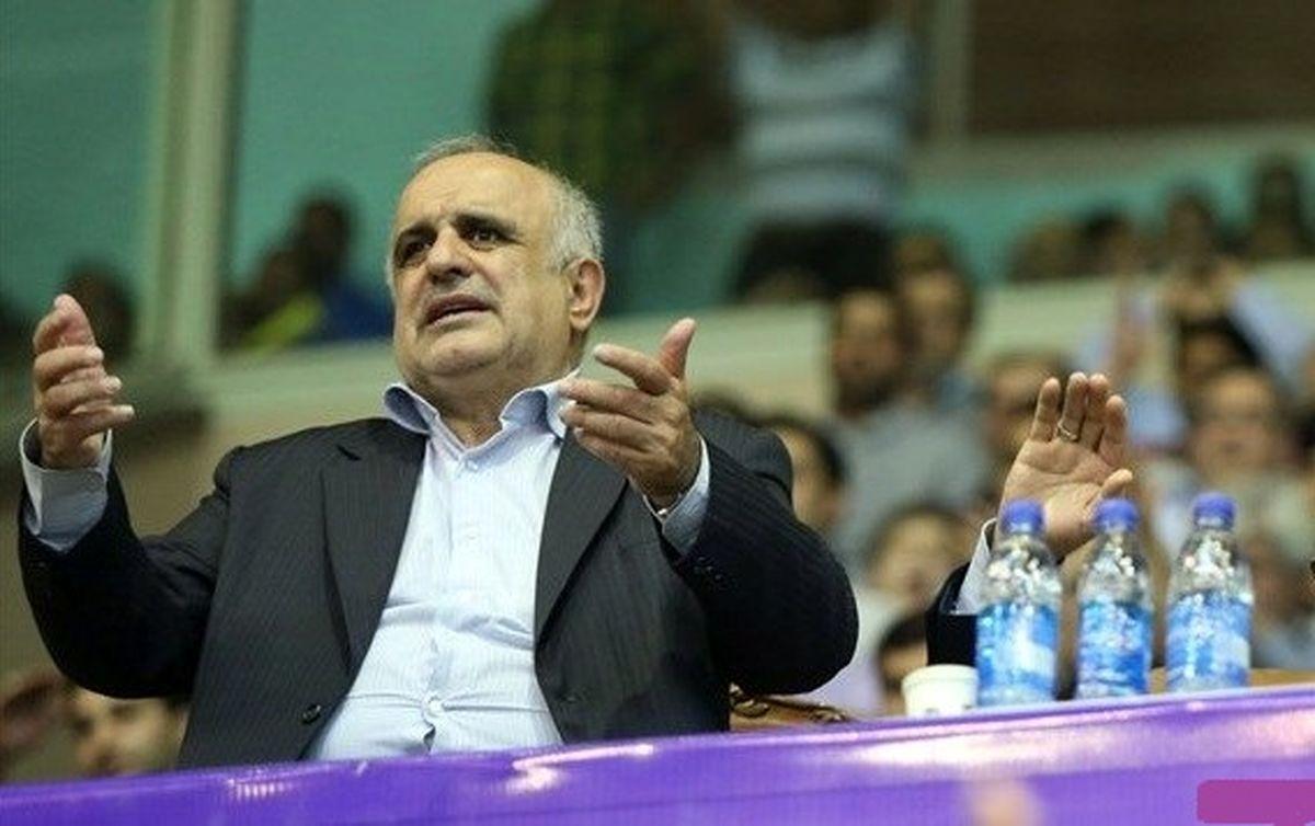 وزیر ورزش و جوانان عدالت محور باشد/ برای سجادی آرزوی موفقیت دارم