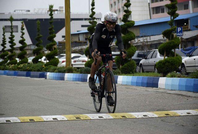سیوچهارمین دوره تور دوچرخهسواری ایران - آذربایجان در پنج مرحله برگزار میشود