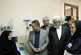 بخش دیالیز در بیمارستان چادگان راهاندازی میشود