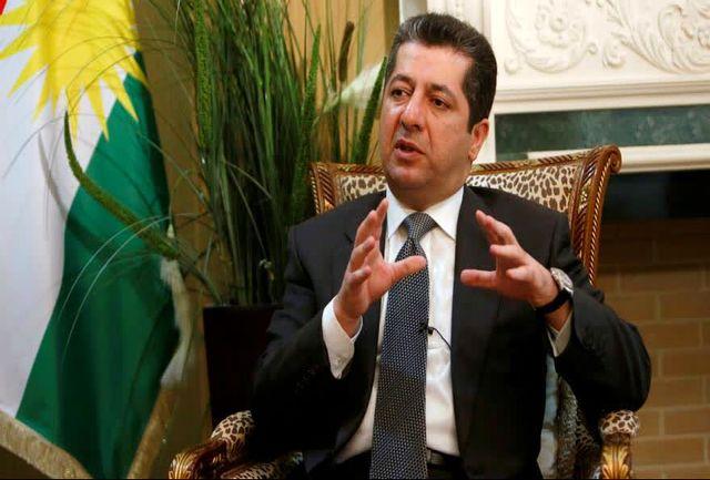 چه کسی نخست وزیر کردستان عراق شد؟