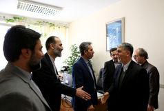 بازدید نوروزی وزیر ارشاد