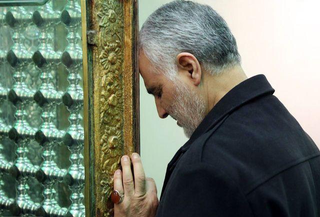 مکتب شهید سلیمانی چراغ راه آینده مسلمانان است