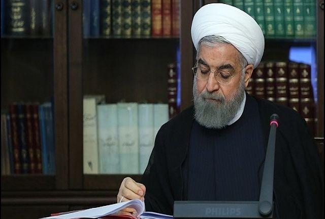 روحانی رحلت آیتالله حاج قربانعلی محقق کابلی را تسلیت گفت