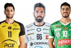 ثبت رکوردی جدید برای والیبال ایران با 26 بازیکن در اروپا