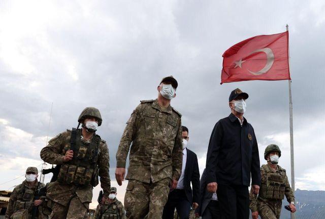 ۷ سرباز ترکیه کشته شدند