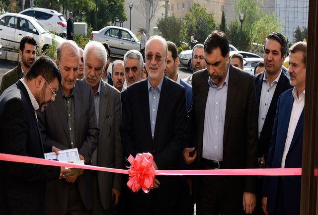 افتتاح ساختمان دیوان محاسبات البرز با حضور رییس دیوان محاسبات کشور