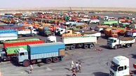 افزایش ۳۵ درصدی تردد کامیون از مرز مهران
