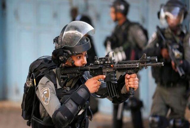 رژیم صهیونیستی به بیمارستانی در کرانه باختری حمله کرد