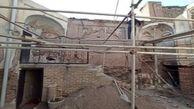 مرمت خانه تاریخی زینعلی