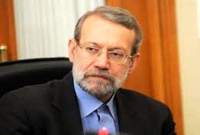 رئیس مجلس درگذشت پدر نماینده تهران را تسلیت گفت