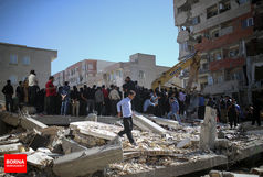 آخرین آمار کشته های زلزله کرمانشاه = 569 نفر