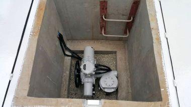 اولین سامانه قطع جریان گاز در زمان وقوع زلزله در تهران راهاندازی شد