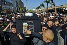 پیکر حجت الاسلام کورانی در قم تشییع شد