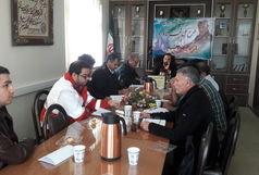 کمیته ورزش و جوانان ستاد دهه فجر در بهار برگزار شد