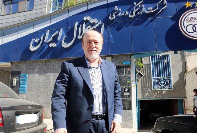 افتخاری: منصوریان به کمک خارجی احتیاج ندارد!