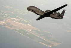 سقوط پهپاد جاسوسی آمریکا