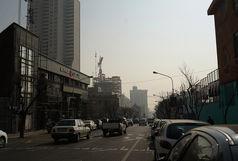 کیفیت هوای تهران در شرایط سالم شد