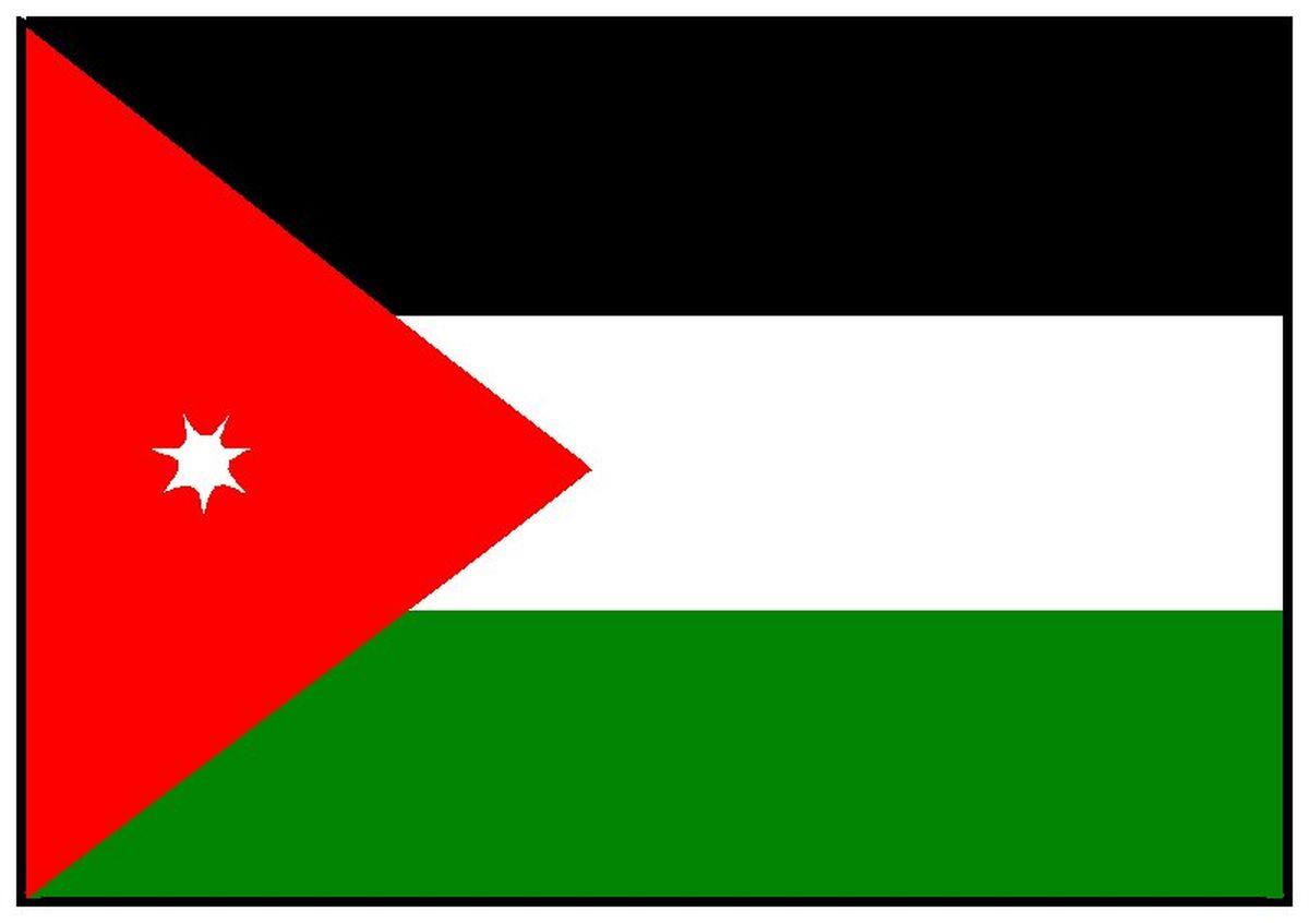 شاه اردن وارد بغداد شد