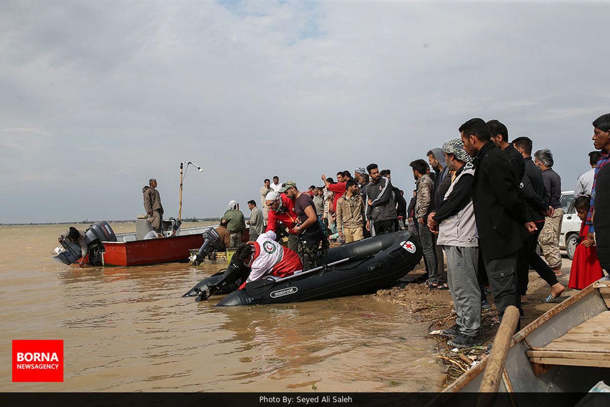 امدادرسانی به ۶۸۶ حادثه دیده در ۷۲ ساعت گذشته