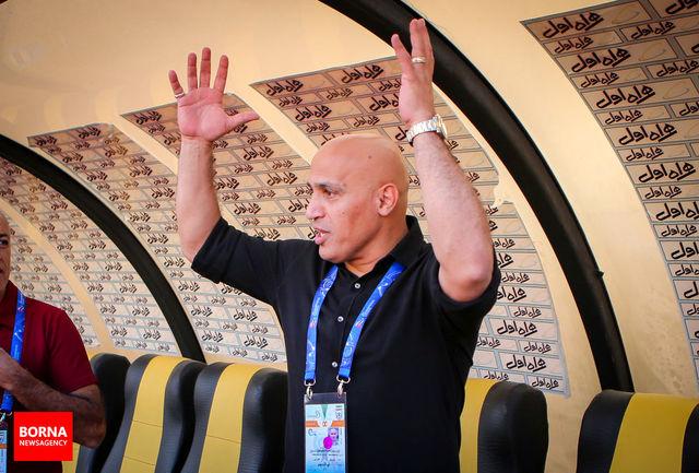 حضور منصوریان در استقلال تکذیب شد+ عکس