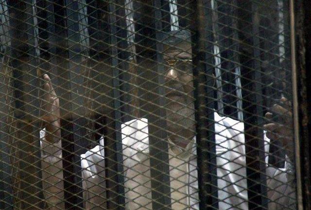 عکسهای محمد مرسی در دیدار با مسولین ایرانی
