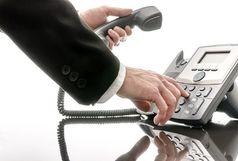 سارقان روزانه تلفن 500 مشترک را  در استان قطع می کنند