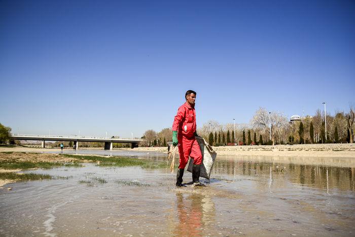 زاینده رود کی به اصفهان می رسد؟ /مهمان نوازی از پرندگان مهاجر با حقابه محیط زیستی