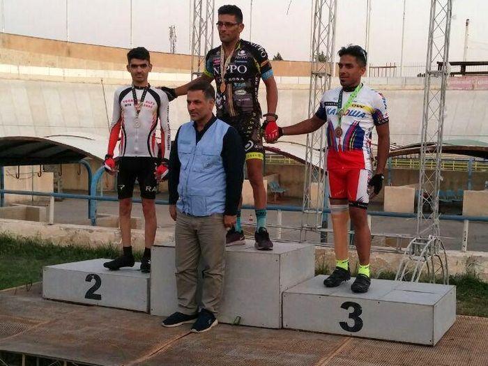 کسب ۴ مدال برای دوچرخه سواری استان کرمانشاه