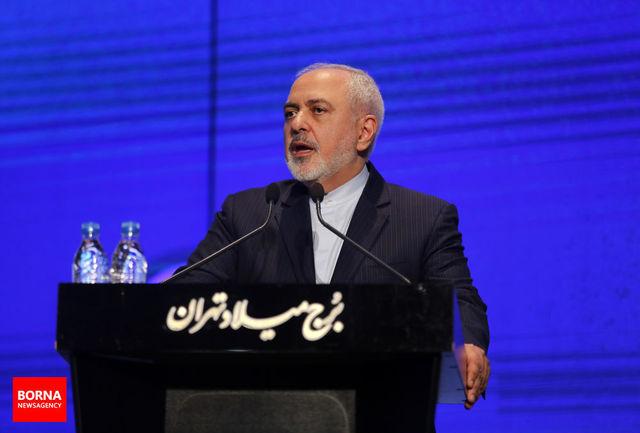 پاسخ ظریف به توهمات نتانیاهو درباره ایران