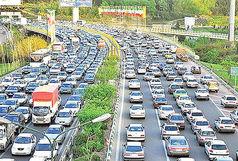 ترافیک روان در تمام معابر بزرگراههای پایتخت