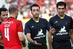 قضاوت بنیادیفر در بازیهای مرحله دوم جام جهانی