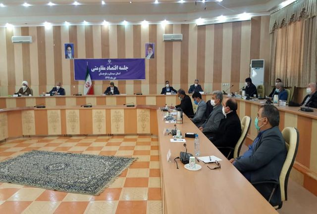 جلسه اقتصادمقاومتی زابل برگزار شد