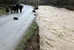 سیل 120 میلیارد ریال به راه های استان خسارت زد