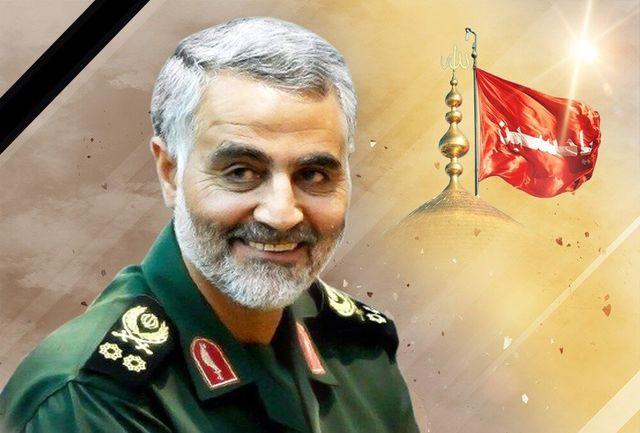 پیام استاندار فارس به مناسبت یکمین سالگرد شهادت سردار سلیمانی