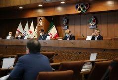 مجمع عمومی سالانه فدراسیون والیبال برگزار شد