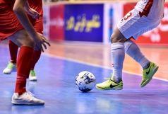 شکست سنگین فوتسالیست های کراپ مقابل قهرمان لیگ برتر