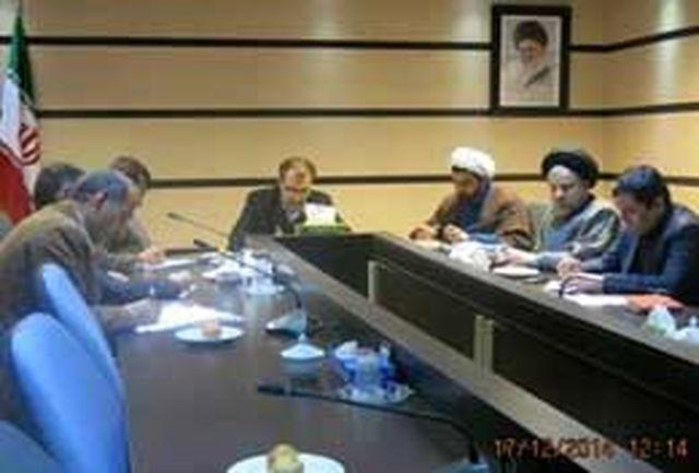تشکیل چهارمین جلسه شورای فرهنگ عمومی روستایی البرز